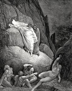 Gustave Doré - Dante's Inferno