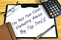 Top Real Estate Marketing Advice From 20 Top #Socialmedia and #Realestate Professionals From Around The Country:  http://www.maxrealestateexposure.com/top-marketing-tips-20-real-estate-social-media-professionals/ How to buy a home, buying a home #homeowner