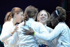 Fencing champ: An Interview with Olympic Bronze Medalist Kelley Hurley | Washington Times Communities