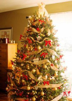 25 einzigartige Weihnachtsbaumschmuck Ideen