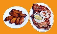 Best Cuban Recipes! Try some pechuga de pollos with platanos maduros!