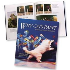 Why Cats Paint Book