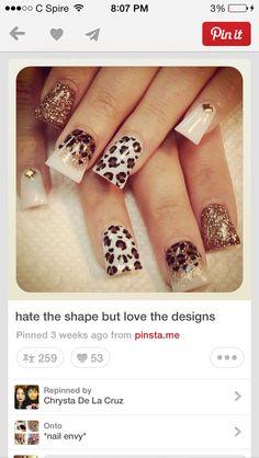 So Cute Nail Designlove This Nail Nails Nail Art Pinterest