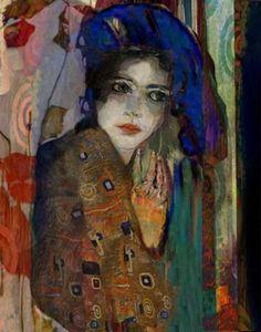 """Saatchi Art Artist Suhair Sibai; Painting, """"Disconnected"""" #art"""