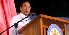 Binay, I read the transcript of your speech a couple of times. Here are my thoughts (as if it matters to you, but let [. Dish, Couple, Let It Be, Times, Thoughts, Couples, Plate, Ideas