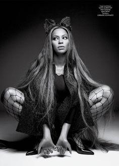 Beyoncé : Sauvage et inspirante pour CR Fashion Book (Photos)