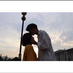 Japanese Couple, Korean Couple, Couple Aesthetic, Korean Aesthetic, Cute Relationship Goals, Cute Relationships, Cute Couples Goals, Couple Goals, Japonese Girl