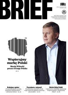 W aktualnym numerze magazynu Brief znajdziecie m.in. artykuły o marce Dr Irena Eris oraz o sponsoringu misji Red Bull Stratos. Sięgnijcie po nasz numer!
