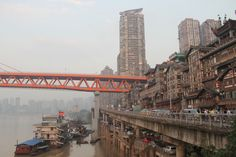 YUN LING — flyingmilkpig:   Chongqing, China. Known for it's...