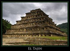 El Tajin - Veracruz, Mexico