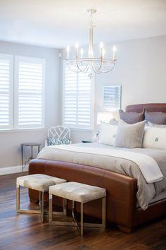 Oak Knoll Residence: Master Bedroom