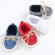 Mother & Kids Baby Shoes Autumn Newborn Toddler Shoes Baby Girl Small Dot Elastic Band Canvas Casual Shoes Baby Soft Bottom Non-slip The First Walker Highly Polished