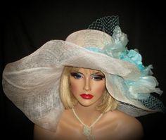 226032044/grande-derby-rose-kentucky-derby-hat
