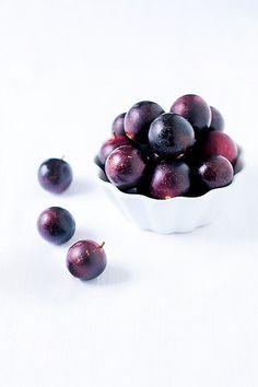 muscadine grapes frangipane clafoutis by tartelette av tartelette