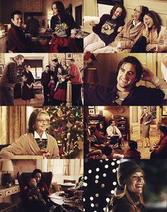 The Family Stone. I laughed and cried so much watching this movie, it has a great storyline!!