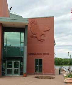 Visit Wabasha Minnesota and Explore the National Eagle Center and the Marine Museum.