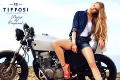 TIFFOSI Denim Collection Summer 2013