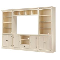 Home Decorators Collection Edinburgh Ivory Modular Entertainment Center – Sely Media – Audioroom Media Furniture, Modular Furniture, Entertainment Wall Units, Classy Living Room, Living Room Wall Units, Media Room Design, Muebles Living, Audio Room, Media Cabinet