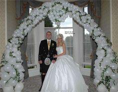 showroom balloon decor for weddings gretna weddings decor for churches