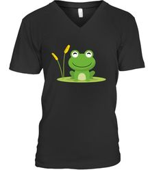 Frog On A Leaf funny tshirt Frog T Shirts, Funny Tshirts, Prints