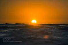 Sunset by dotson #nature #photooftheday #amazing #picoftheday #sea #underwater