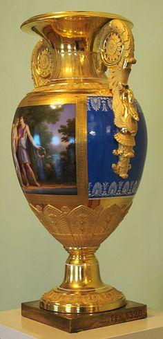porcelaine russe XIXe et XXe siècles. / Renaissance