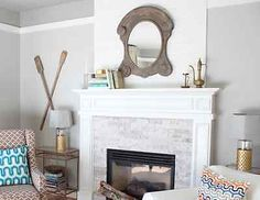 I've decorated many mantels over the years, both as a homeowner and as an interior decorator for The Inspired Room. I love to change the mantel display throughout the seasons, or even just move things...