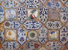 antwerp renaissance floor tiles