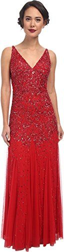 Adrianna Papell Women's Sleeveless Beaded Gown Grenadine Dress 6 Adrianna Papell http://www.amazon.com/dp/B00NWCTUSG/ref=cm_sw_r_pi_dp_9yRTvb02YYSDH