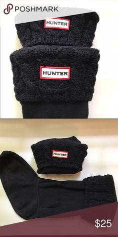 Selling this Hunter boots sock on Poshmark! My username is: kamoshr. #shopmycloset #poshmark #fashion #shopping #style #forsale #Hunter #Shoes