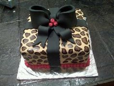 Probably The Most Awesomely Adorable Pink Leopard Print
