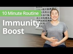 Every human body has the innate ability to fight disease. In this video, learn a quick routine to improve circulation, raise your body temperature, and boost. Human Body Systems, Boost Immune System, Improve Circulation, Daily Routines, Qigong, Health And Wellbeing, Exercises, Taoism, Yoga