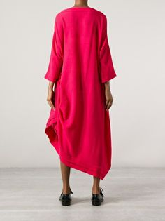 DANIELA GREGIS - asymmetric dress 9