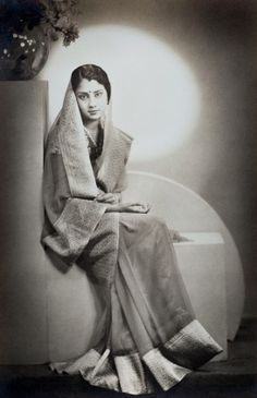 Portrait of Maharani Vijaya Raje Scindia Hamilton Studios Ltd.