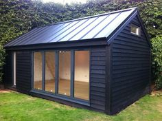Super garden shed studio offices Ideas shed design shed diy shed ideas You are in the right place about english Garden Shed Here we offer you the most beautiful Shed Design, Garden Design, Shed Conversion Ideas, Shed Office, Garden Office Uk, Home And Garden Store, Commercial Landscaping, She Sheds, Garden Buildings