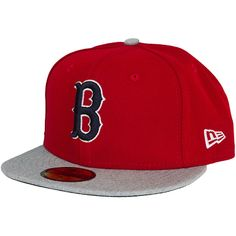 New Era Heathered Out 59FIFTY Cap Boston Red Sox ★★★★★