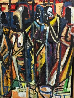 Artist Painting, Congo, Paintings, Artists, Illustration, Artwork, Art Work, Work Of Art, Paint