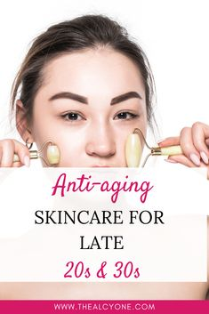 Best anti-aging products for 30s