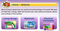 CLIL Science online resources