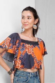 bata estampada batik