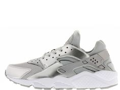 wholesale dealer a6139 d634f Nike Air Huarache dames sneaker. Grijs. Laag model.
