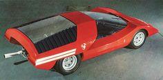 1969 Pininfarina 2000 Coupe