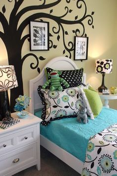 Tween Rooms Design Ideas, Pictures, Remodel, and Decor - page 9