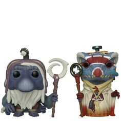 Go on an adventure straight out of storytelling icon Jim Henson's imagination. Bring home The Dark Crystal's The Wanderer and The Heretic with this exclusive that debuted at NYCC Gender: unisex. Pop Action Figures, Vinyl Figures, Branded Movie, Pop Television, The Dark Crystal, Jim Henson, Dark Wallpaper, Pop Vinyl, Toys For Boys