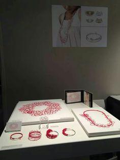 Sieraad 2014 - display