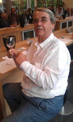 test van Zuid Afrikaanse wijn.