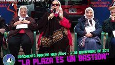 """Hebe de Bonafini: """"Mauricio Macri y la Suprema Corte algún día van a reventar como sapos"""""""