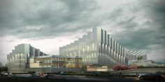 Gallery of Pei Partnership Architects Wins Competition for Nanhai Cultural Center - 6