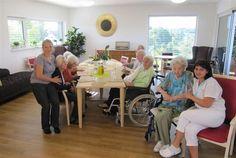 Ein höchst mögliches Maß an Lebensqualität und individueller Freiheit für Demenzkranke gewährleisten - das ist das Ziel des Seniorenzentrums St. Anna in Munderkingen. Die Fernsehlotterie förderte in 2009, 2010 und 2012 umfangreiche Um- und Ausbaumaßnahmen mit insgesamt 500.000,- Euro.