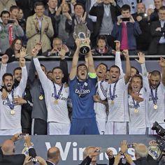 River Supercampeon 2014 Real Madrid Supercampeon 2014  No dan más de los celos.